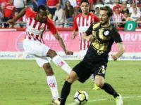 Süper Lig: Antalyaspor: 3 - Osmanlıspor: 0 (Maç sonucu)