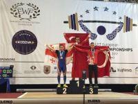 Halter şampiyonasında millilerden 30 madalya