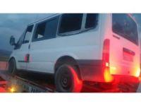 Ağrı Valiliğinden ateş açılan minibüsle ilgili açıklama