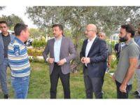 AK Parti'li Hamza Dağ'dan şehit ailesine ziyaret
