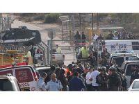 İsrail'de silahlı saldırı: 4 ölü