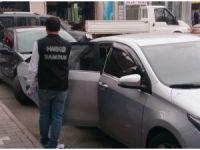 Bafra'da uyuşturucu operasyonu: 9 gözaltı