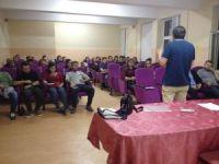 Hisarcık'ta öğretmenlere 'Eğitim Koçluğu' semineri