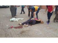 Balıkesir'de okul yolunda anne ve kızına silahlı saldırı