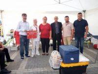 Büyükçekmece Sivil Toplum Kuruluşlarından kan bağışında rekor