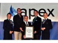 Türk Hava Yolları'na beş yıldızlı havayolu ödülü
