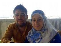 Cani koca hamile karısına dakikalarca işkence yapıp tüfekle vurdu