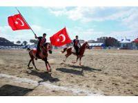 7'nci Sultangazi Belediyesi Geleneksel Atlı Cirit Müsabakaları başlıyor