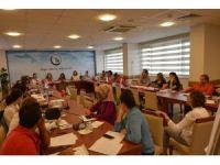 Düzce Üniversitesi'nde standardize hasta eğitimi konuşuldu