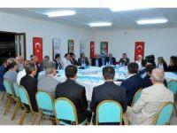 Osmaneli'de yeni eğitim öğretim yılı için ''Çalışma ve motivasyon'' toplantısı