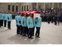 AK Parti Gaziantep Milletvekili Abdükadir Yüksel için TBMM'de tören düzenlendi