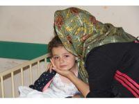 Kefken'deki tekne faciasından kurtulan Liya bebek anne kucağına kavuştu
