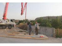 Başkan Karayol yol yapım çalışmalarını yerinde inceledi