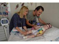 16 aylık Duru bebeğin derdine bakanlık ilaç oldu
