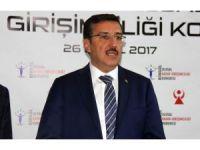"""Bakan Tüfenkci: """"Habur Sınır Kapısı'nın kapatılması da gündemde"""""""