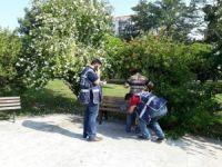 Sinop'ta Park Uygulaması