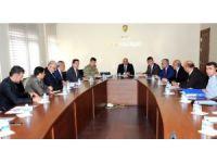 Van'da 'İl Spor Güvenlik Kurulu' toplantısı