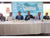 Darıca'da maraton heyecanı başladı