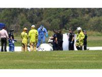 Avustralya'da uçak düştü: 2 ölü