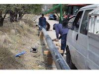 Tatarlı'nın 50 yıllık içme suyu problemi çözülüyor