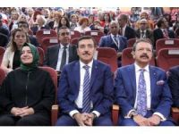 İki bakanın katılımıyla 1. Ulusal Kadın Girişimciliği Kongresi başladı