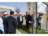 """Besni'de """"Sağlıklı Yaşam Yolu"""" Projesinin açılışı yapıldı"""