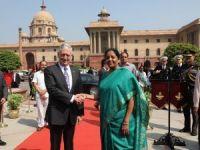ABD Savunma Bakanı Mattis Hindistan'da