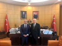 Başkan Kayda'dan Devlet Bahçeli'ye ziyaret