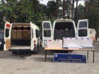 Tatvan'da 49 kaçak şahıs yakalandı
