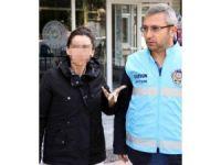 Fal bakma bahanesiyle dolandırıcılıktan tutuklanan İranlı kadın tahliye oldu
