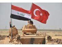 TSK, Irak Silahlı Kuvvetleri unsurları ile yapılan tatbikattan fotoğraf paylaştı