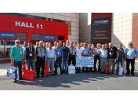 Nazillili elektrikçilerden İstanbul Light Fuarı çıkarması