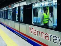 Metro ve Marmaray seferleri uzatıldı