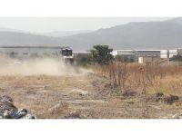 Yunusemre'de okullar temizleniyor