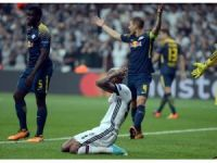 Şampiyonlar Ligi: Beşiktaş: 1 - Leipzig: 0 (Maç devam ediyor)