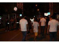 30 bin kişilik Hadise konserinde yoğun güvenlik önlemlerine rağmen kavgalar eksik olmadı