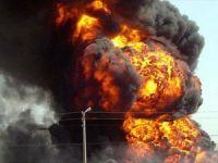 Ukrayna'da cephanelik patladı 30 bin kişi tahliye edildi