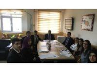 Tuzluca' da ilçe rehberlik kurulu toplantı gerçekleştirdi