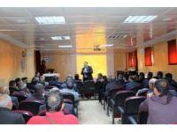 Iğdır'da Kırsal Kalkınma Destekleri Toplantısı