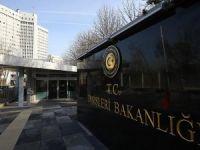 ABD Büyükelçiliği Müsteşarı Dışişleri Bakanlığına çağrıldı