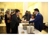 Aksaray Belediyesi 14 bin öğrenciye aşure ikramında bulundu