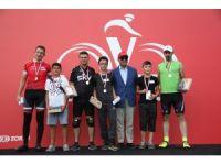 Pedallar bir kez daha Vestel City'den geçti