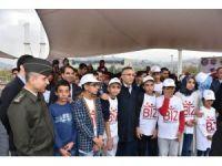 """""""Biz Anadoluyuz"""" projesinde ilk grup öğrenci memleketlerine uğurlandı"""