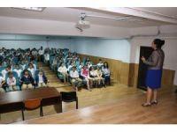 Kartal Belediyesi'nden okullarda çevre eğitimi