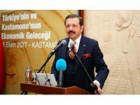 """TOBB Başkanı Hisarcıklıoğlu: """"Türkiye genelinde toplamda 620 bin firmaya 230 milyar lira kaynak sağladık"""""""
