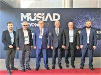 MÜSİAD Düzce Vizyoner Sektörler Zirvesinde