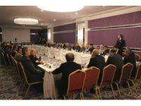Sakarya Düşünce ve Dayanışma Platformu'nun konuğu Prof. Dr. Mehmet Şahin oldu
