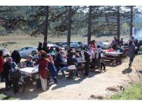 Edes Projesi kapsamında Yenice´deki engelliler piknikte buluştu