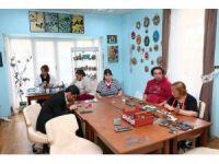 Atacan'ın, İsmail YK ile görüşme hayali gerçek oldu