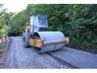 Kartepe Belediyesi soğuk asfalt çalışması yaptı